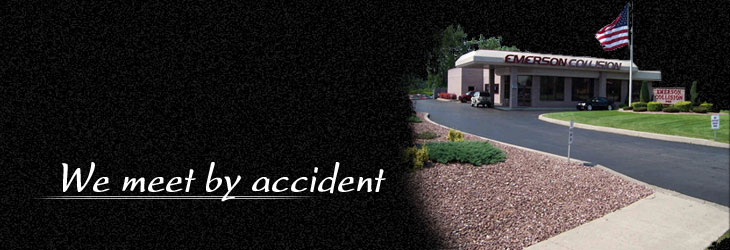 Our Collision Repair Center