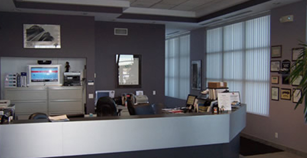 Emerson Collision Office